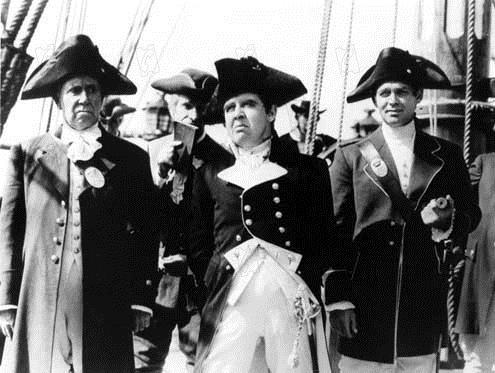O Grande Motim : Foto Charles Laughton, Clark Gable, Frank Lloyd