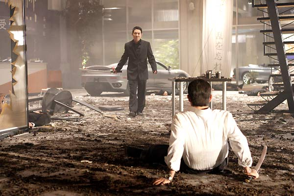 Rogue - O Assassino : Foto Jet Li, Philip Atwell