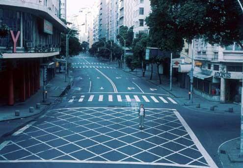 O Outro Lado da Rua : Foto Fernanda Montenegro, Marcos Bernstein