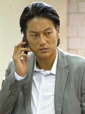 Poster Sung Kang