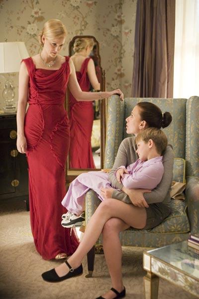 O Diário de uma Babá : Foto Laura Linney, Nicholas Reese Art, Robert Pulcini, Scarlett Johansson, Shari Springer Berman