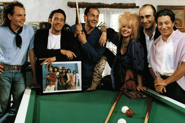 Mes meilleurs copains : Foto Christian Clavier, Gérard Lanvin, Jean-Pierre Bacri, Jean-Pierre Darroussin, Louise Portal