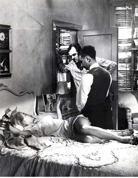 Boneca de Carne : Foto Carroll Baker, Elia Kazan, Karl Malden