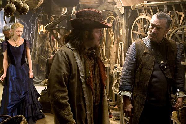 Stardust - O Mistério da Estrela : Foto Claire Danes, Matthew Vaughn, Ricky Gervais, Robert De Niro