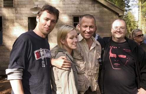 Foto Alex Reid (II), M.J. Bassett, Sean Pertwee