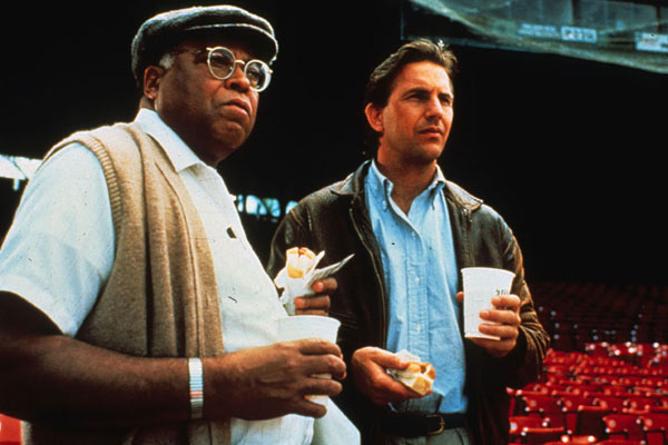 Campo dos Sonhos : Foto James Earl Jones, Kevin Costner, Phil Alden Robinson