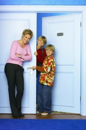 Zack & Cody: Gêmeos em Ação : Foto Cole Sprouse, Dylan Sprouse, Kim Rhodes