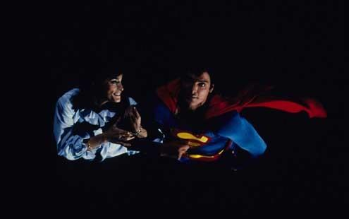 Superman 2 - A Aventura Continua : Foto Christopher Reeve, Margot Kidder