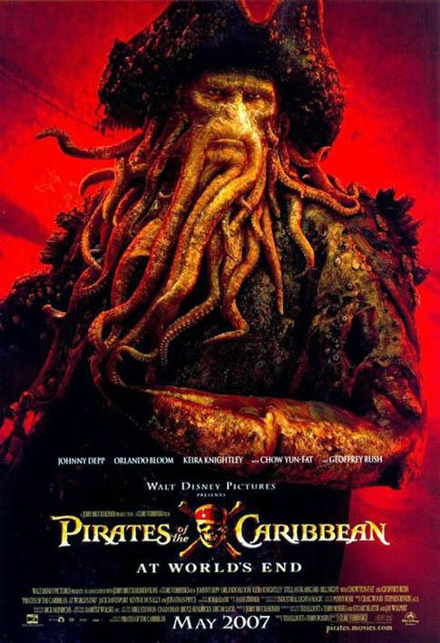 Piratas do Caribe - No Fim do Mundo
