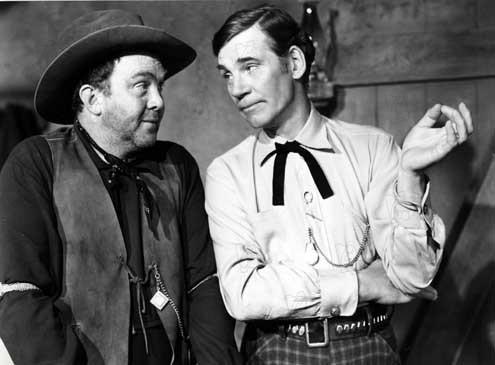 The Outlaw : Foto Howard Hughes, Thomas Mitchell, Walter Huston