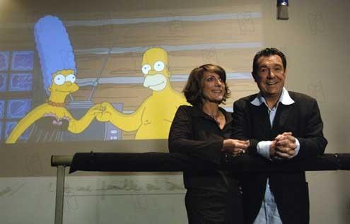 Os Simpsons - O Filme : Foto David Silverman