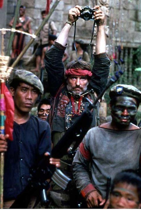 Apocalypse Now : Foto Dennis Hopper
