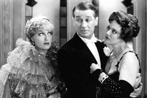 The Merry Widow : Foto Jeanette MacDonald, Maurice Chevalier, Minna Gombell