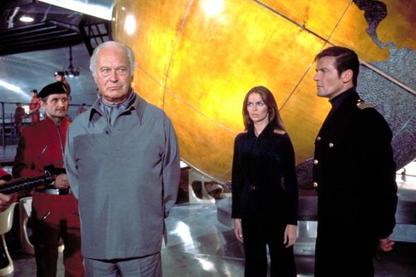 007 - O Espião Que Me Amava : Foto Barbara Bach, Curd Jürgens, Roger Moore