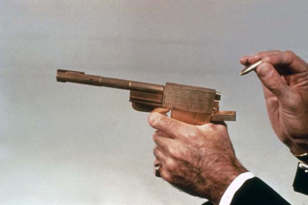 007 Contra o Homem com a Pistola de Ouro : Foto