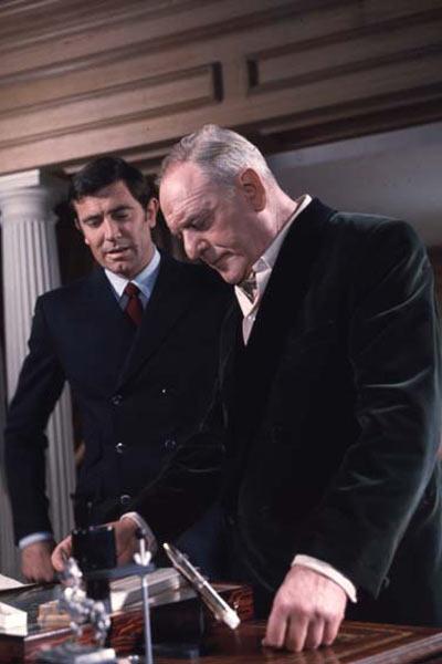 007 A Serviço Secreto de Sua Majestade : Foto Bernard Lee, George Lazenby, John Glen, Peter Hunt