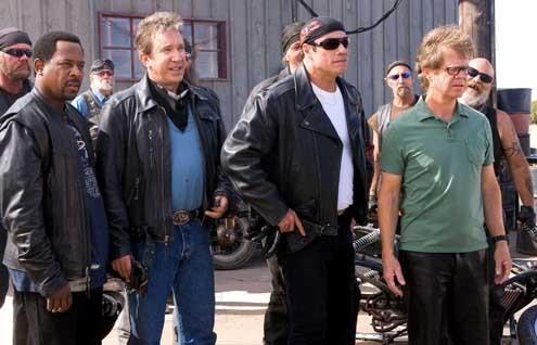 Motoqueiros Selvagens : Foto John Travolta, Martin Lawrence, Tim Allen, Walt Becker, William H. Macy