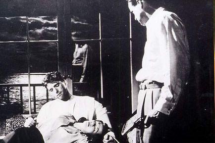 Foto Burt Lancaster, Dan Duryea, Robert Siodmak