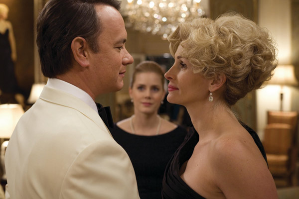 Jogos do Poder : Foto Amy Adams, Julia Roberts, Tom Hanks