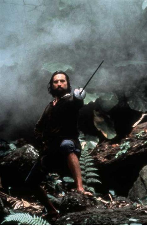 A Missão : Foto Robert De Niro, Roland Joffé