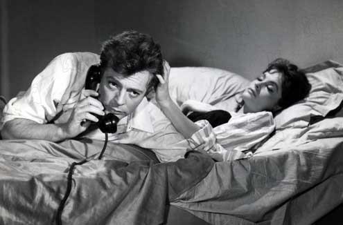 A Doce Vida: Marcello Mastroianni, Yvonne Furneaux