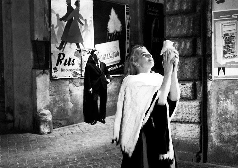 A Doce Vida: Anita Ekberg