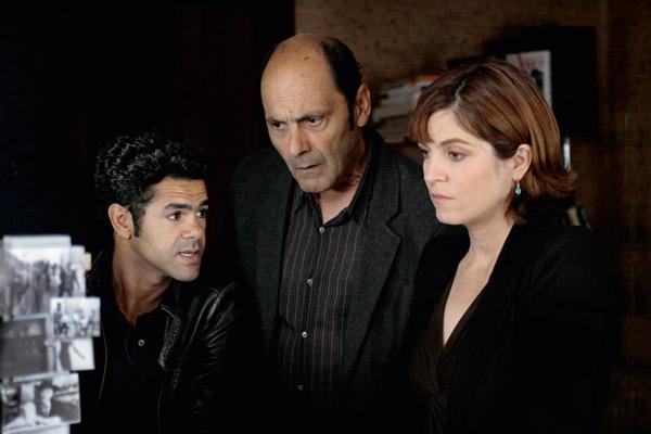 Enquanto o Sol Não Vem : Foto Agnès Jaoui, Jamel Debbouze, Jean-Pierre Bacri