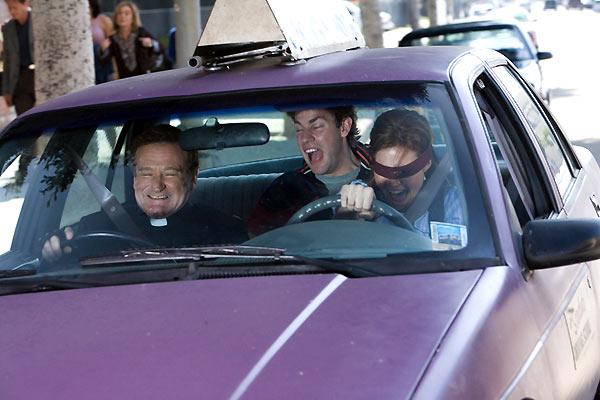 Licença para Casar : Foto John Krasinski, Ken Kwapis, Mandy Moore, Robin Williams