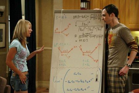 The Big Bang Theory : Foto Jim Parsons, Kaley Cuoco