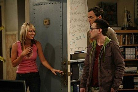 The Big Bang Theory : Foto Jim Parsons, Johnny Galecki, Kaley Cuoco