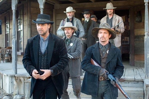 Os Indomáveis : Foto Christian Bale, Peter Fonda, Russell Crowe