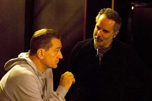 As Duas Faces da Lei : Foto Jon Avnet, Robert De Niro