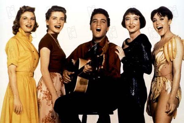 Balada Sangrenta : Foto Elvis Presley, Michael Curtiz