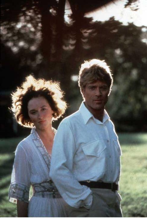 Entre Dois Amores : Foto Meryl Streep, Robert Redford