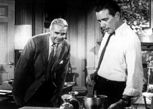 Alfred Hitchcock Presents : Foto John Forsythe, Kent Smith