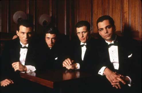 Mobsters : Photo Christian Slater, Michael Karbelnikoff, Patrick Dempsey, Richard Grieco