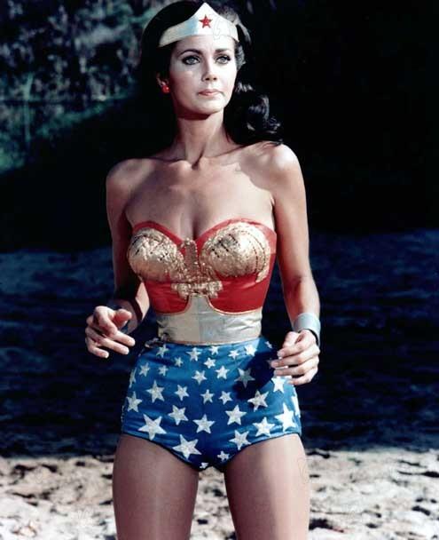 Wonder Woman : Foto Lynda Carter