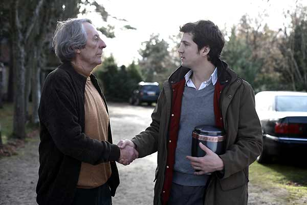 La Clef : Photo Guillaume Canet, Jean Rochefort