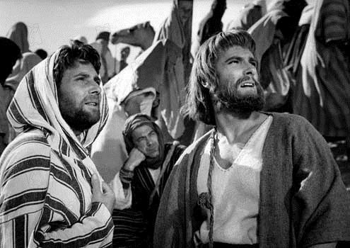 O Rei dos Reis : Foto Harry Guardino, Nicholas Ray, Rip Torn