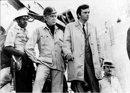 Columbo : Foto Patrick O'Neal, Peter Falk