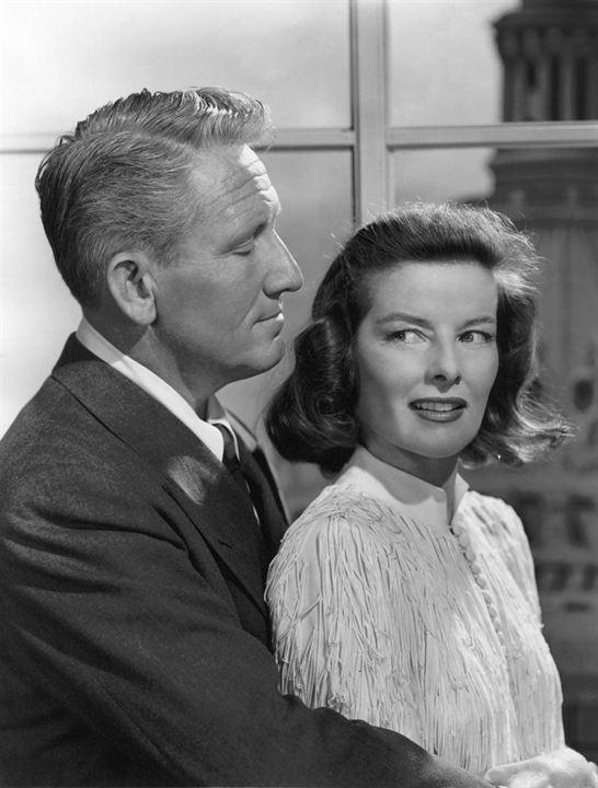 Sua Esposa e o Mundo : Foto Katharine Hepburn, Spencer Tracy