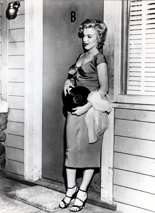 Torrentes de Paixão : Foto Henry Hathaway, Marilyn Monroe