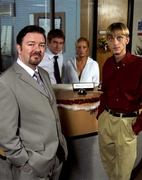 The Office : Foto Ricky Gervais