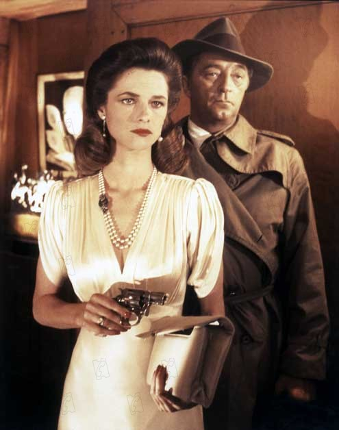 Farewell, my Lovely : Foto Charlotte Rampling, Dick Richards, Robert Mitchum