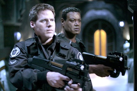 Stargate SG-1 : Foto Ben Browder, Christopher Judge