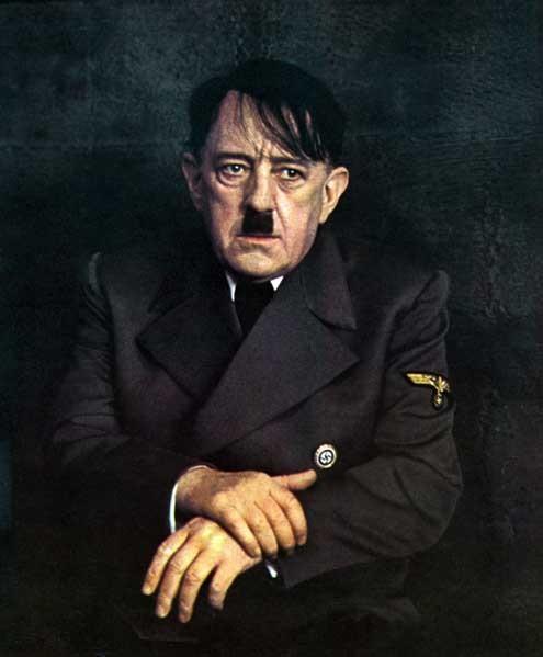 Hitler - Os Últimos 10 Dias : Foto Alec Guinness, Ennio De Concini