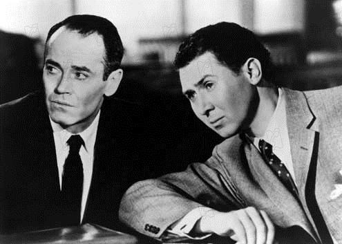 O Homem Errado : Foto Anthony Quayle, Henry Fonda