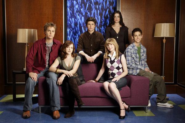 Kyle XY : Foto April Matson, Chris Olivero, Jaimie Alexander, Jean-Luc Bilodeau, Kirsten Prout