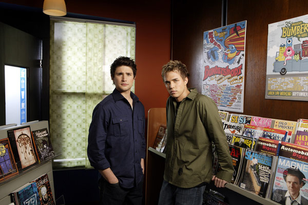Kyle XY : Foto Chris Olivero, Matt Dallas