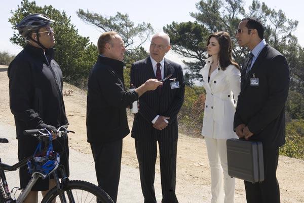 Agente 86 : Foto Alan Arkin, Anne Hathaway, Cedric Yarbrough, Dwayne Johnson, James Caan